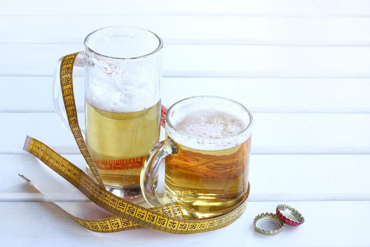 ビールは太りやすいって本当?の話