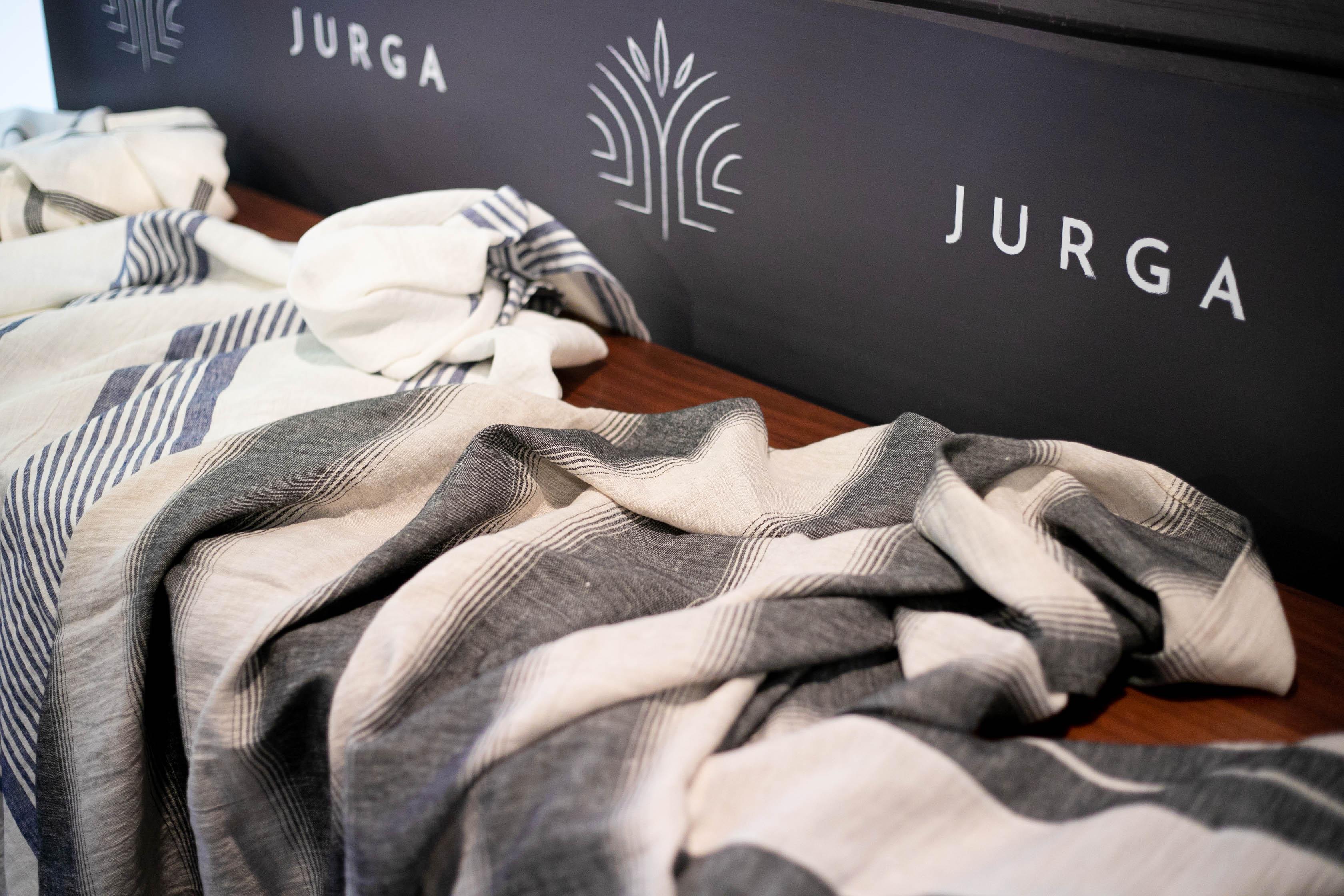 駐日リトアニア共和国大使館にてJURGA(ユルガ)のPress発表会を開催いたしました!