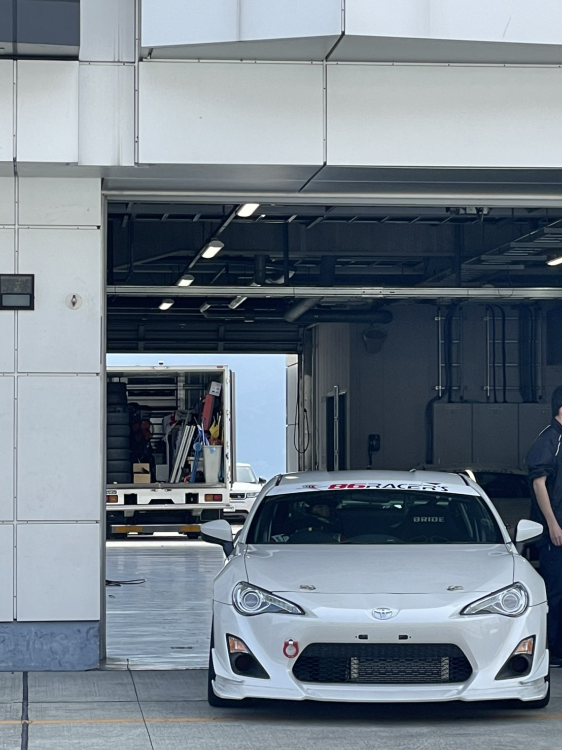 【新作ドラシュー】富士スピードウェイでテスト走行