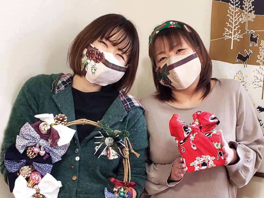 Part.15 心を包み、想いを纏う~染工場のクリスマス~