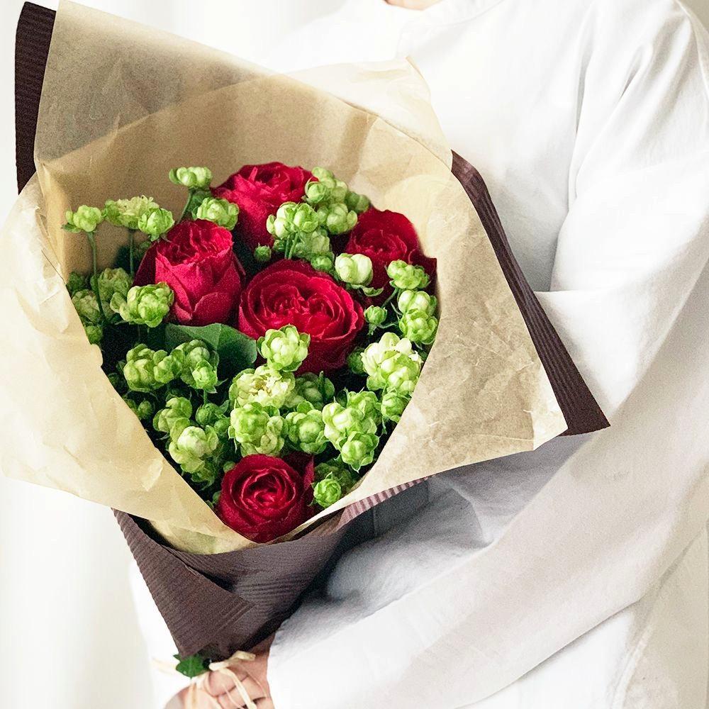 花束のギフトラッピング550円の詳細について|よいはな よくある質問FAQ