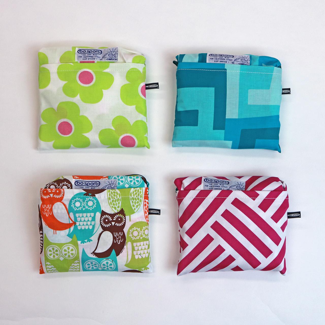 BO SPORT California Fabric Eco Bag