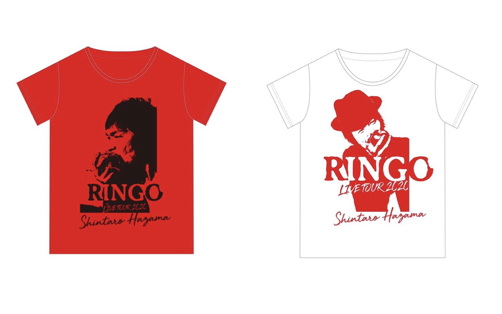 「RINGO」Tシャツ!!