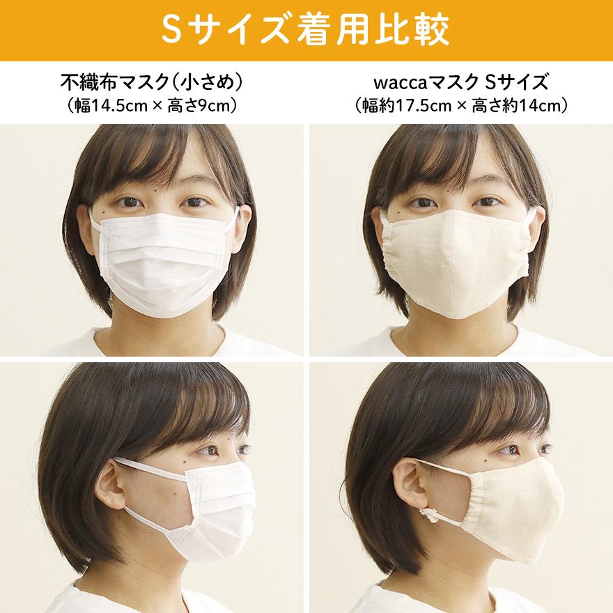 Q.マスクはどのサイズを選べばいいですか?