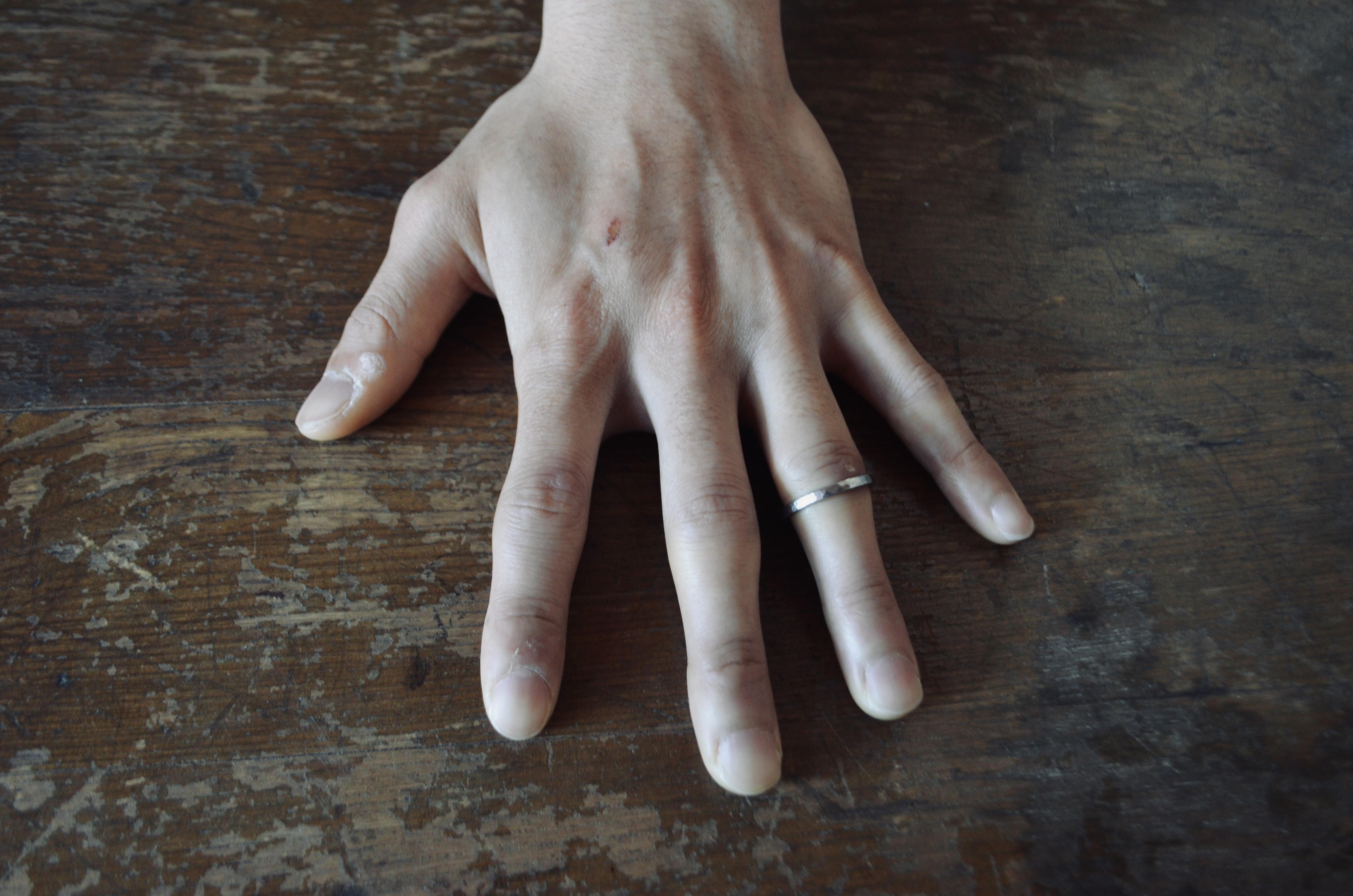 結婚指輪のサイズ変更
