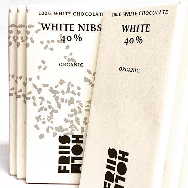 フリスホルムのホワイトチョコレート2種再登場!