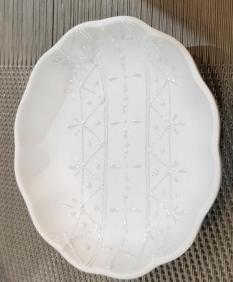 イッチンまめ皿はこうして作る!