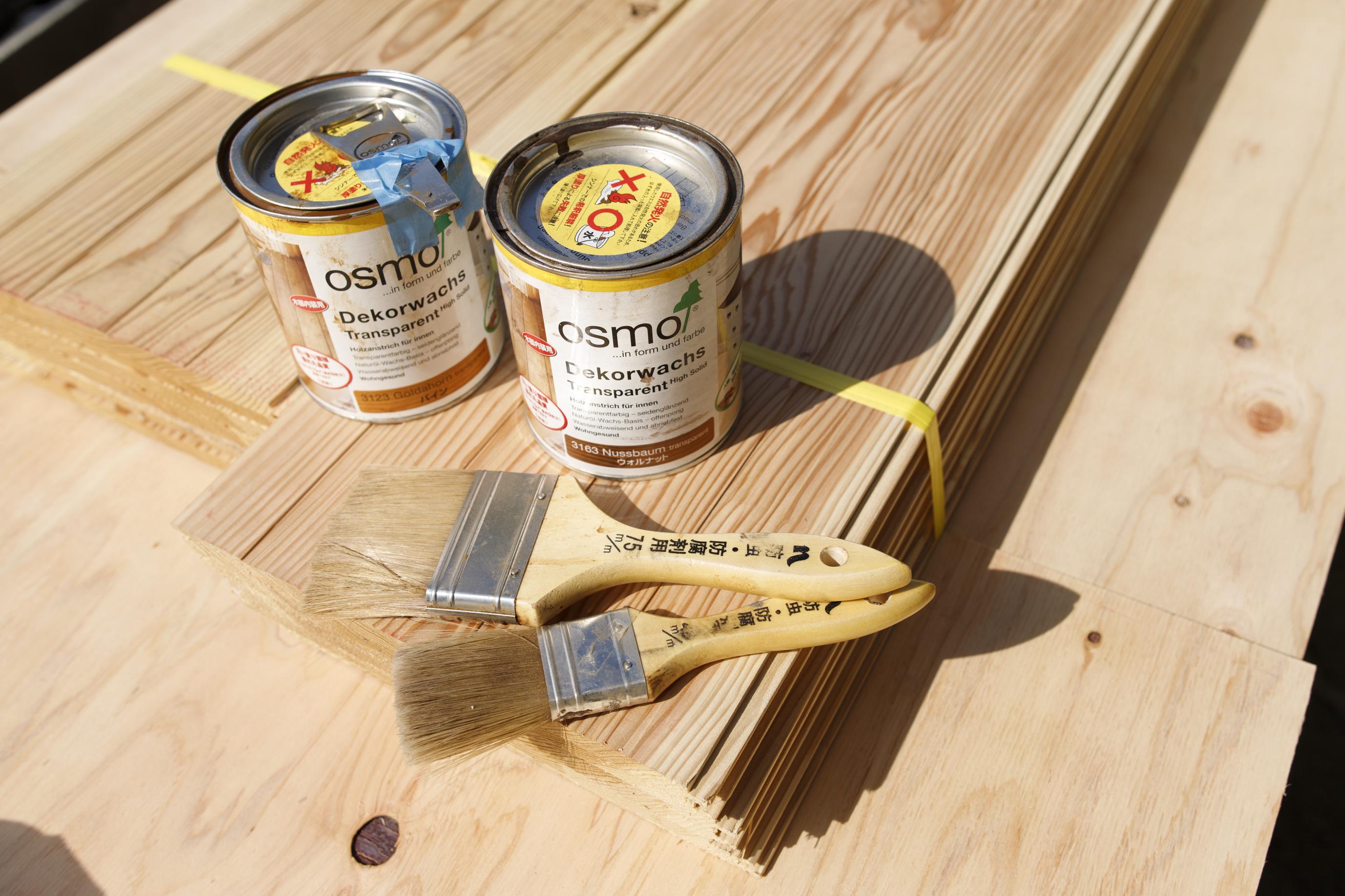 インテリアアートフレーム [P:S]ピース フレームに使用している塗料へのこだわり