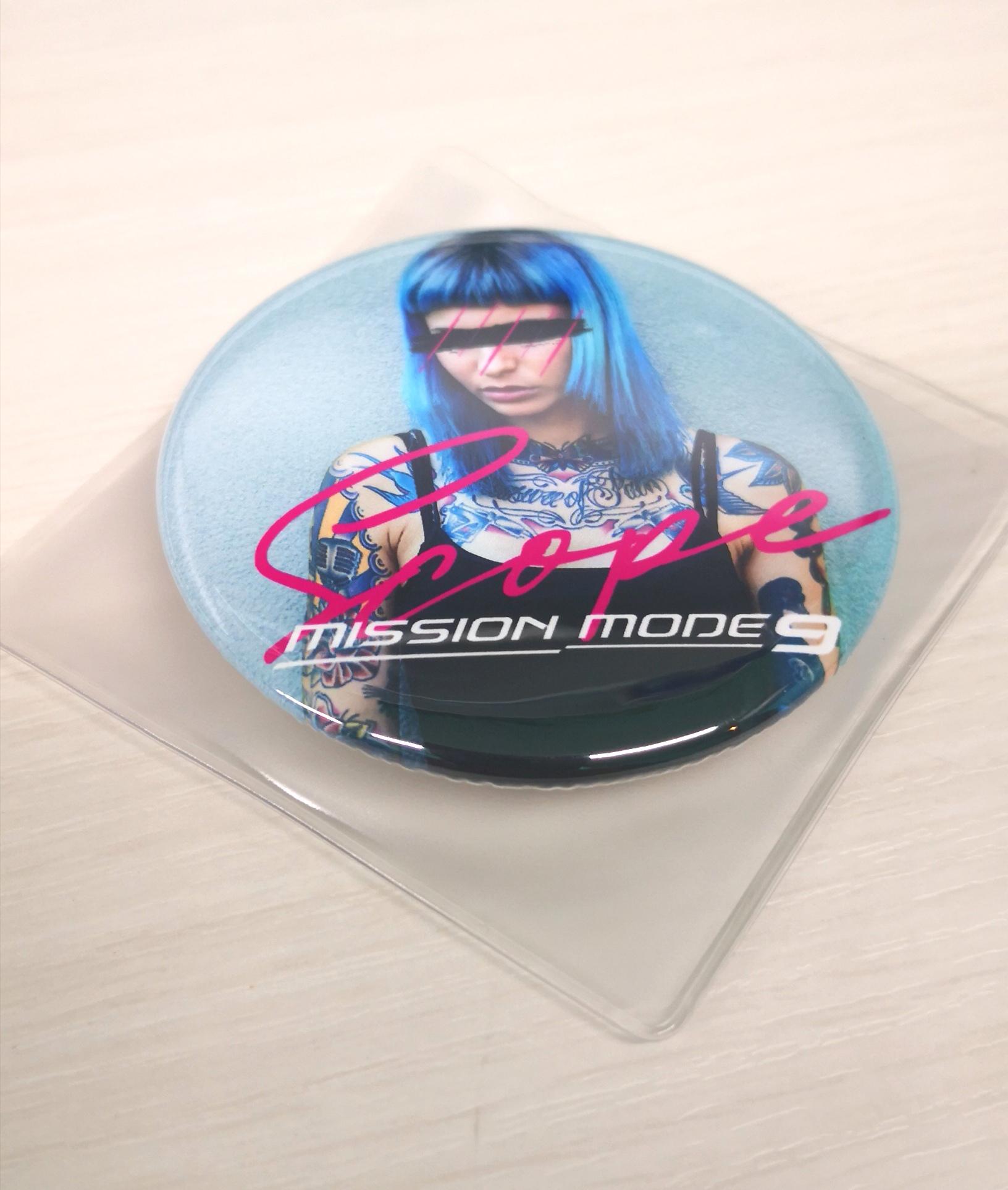 nu mini album【Scope】の初回特典あります! ※数量制限有り
