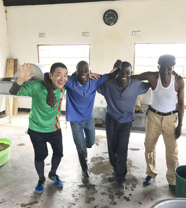 ザンビアに行ってきました!(た紀行バックナンバー)