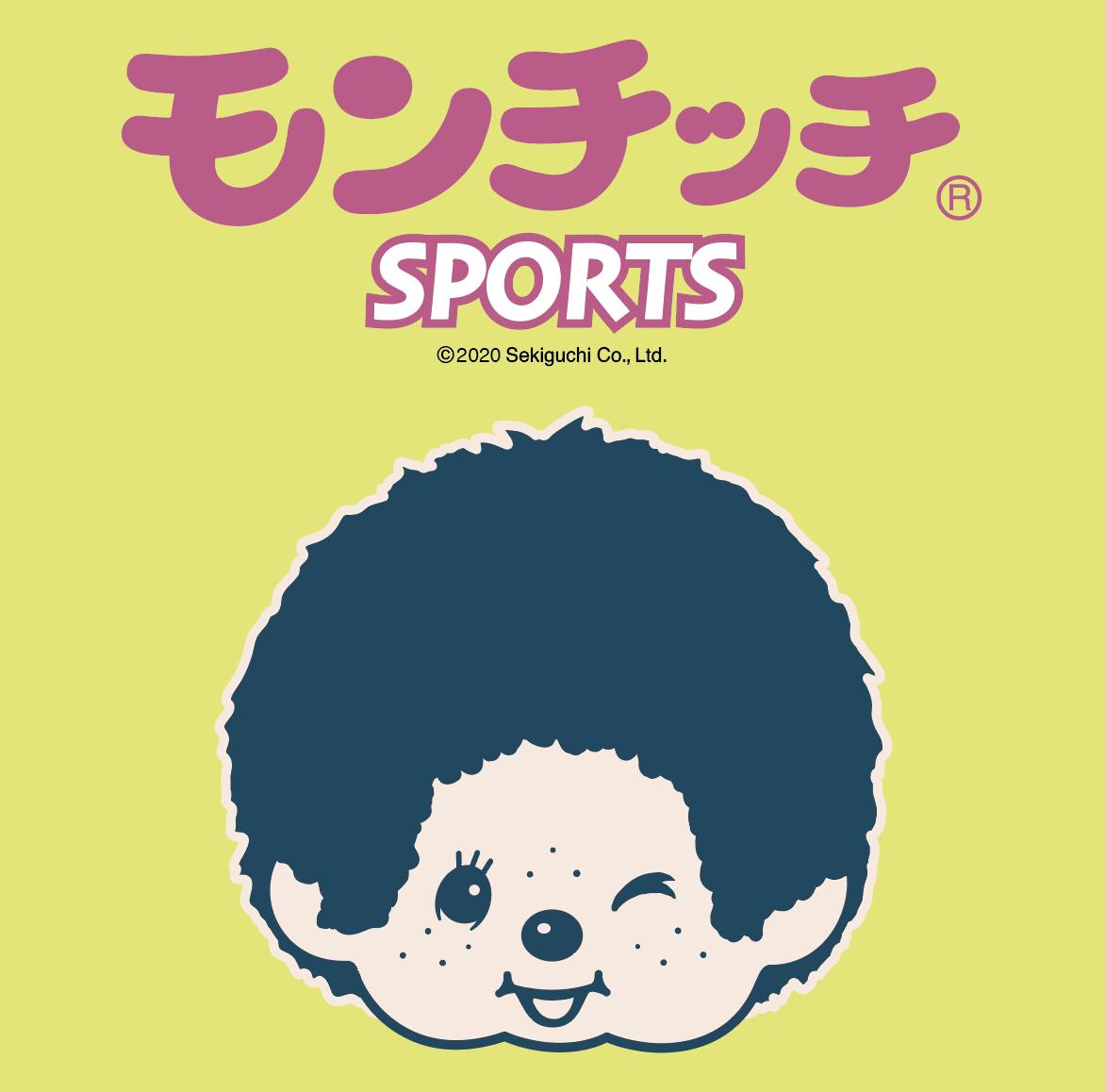 MONCHIICHI SPORTS [モンチッチスポーツ] オンラインショップ OPEN!!!