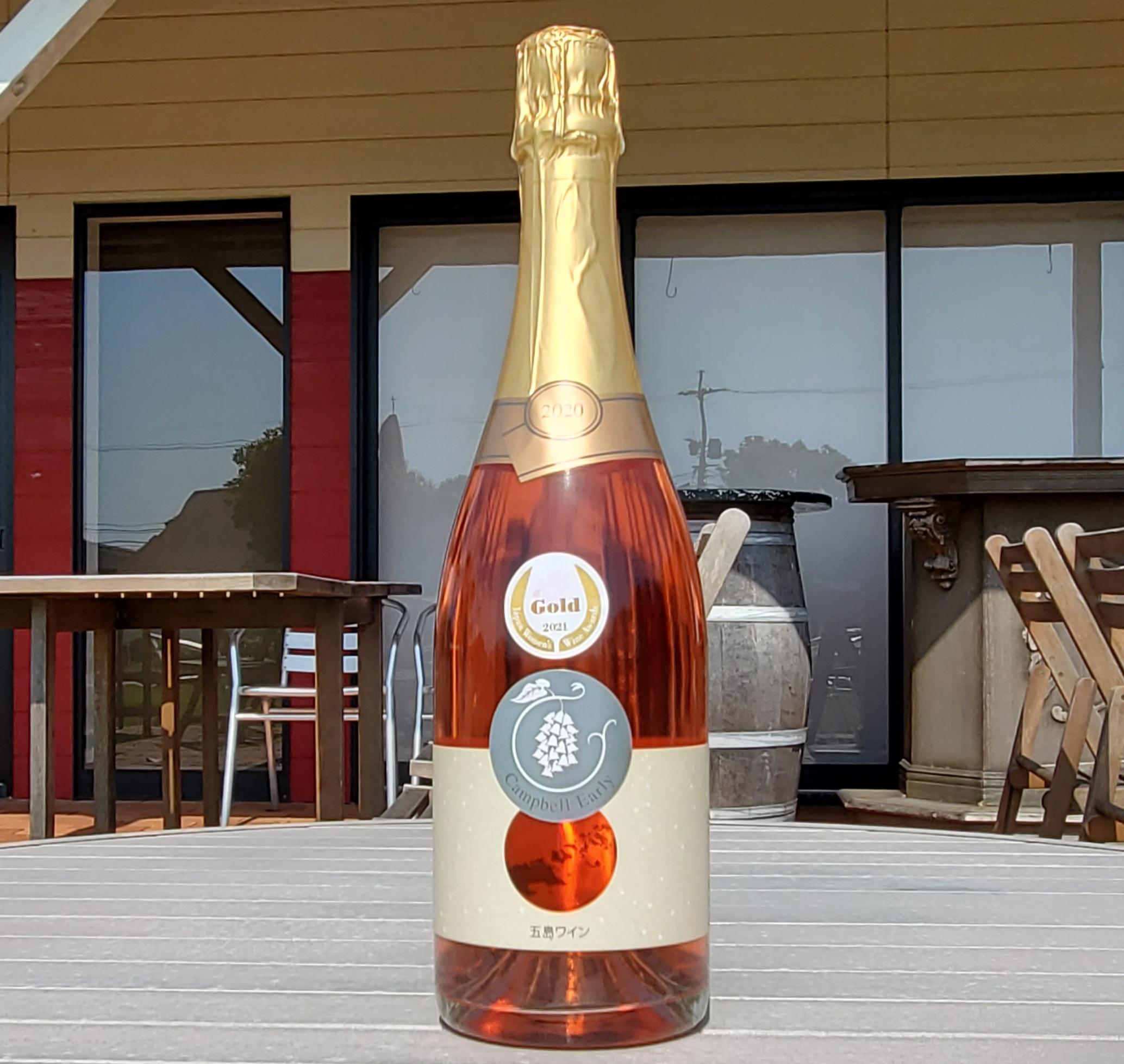 ★スパークリングワイン キャンベル・アーリー2020の追加予定について