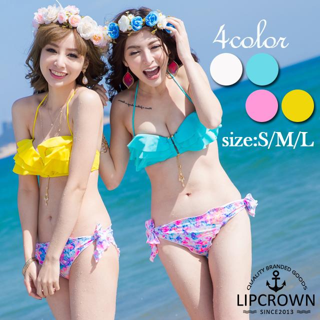 """2018年の勝負Bikini♡は、水着ブランドの""""LIP CROWN""""で決まり!"""