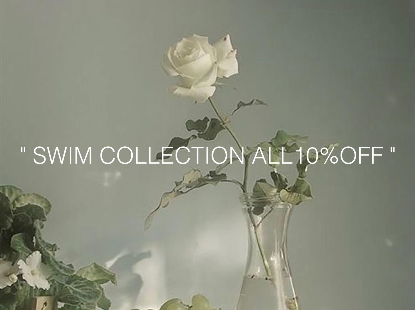 【緊急延長決定!】SWIM COLLECTION ALL10%OFF♡