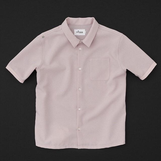 スタンダードシャツ(半袖)