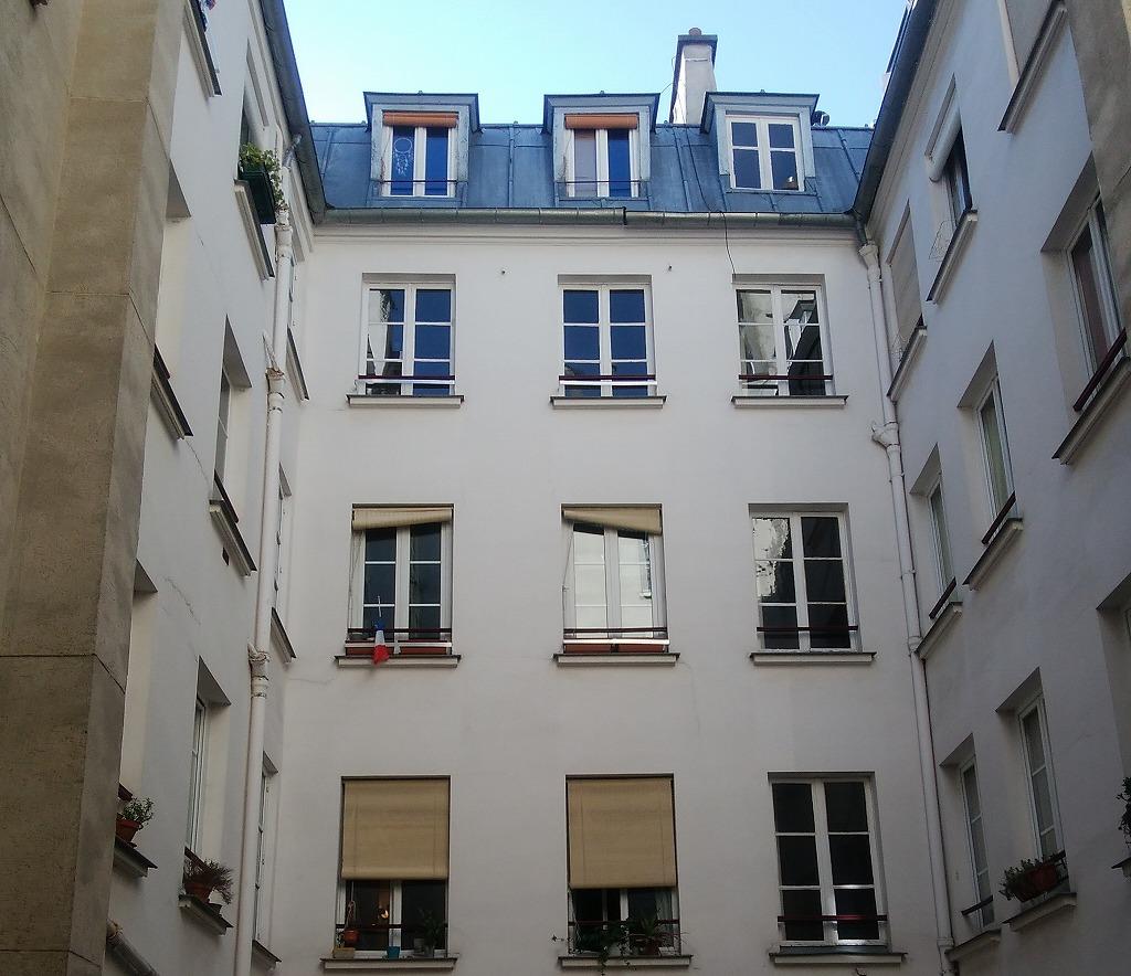 フランス旅*初めてのパリ-2日目①/ヴァンヴの蚤の市