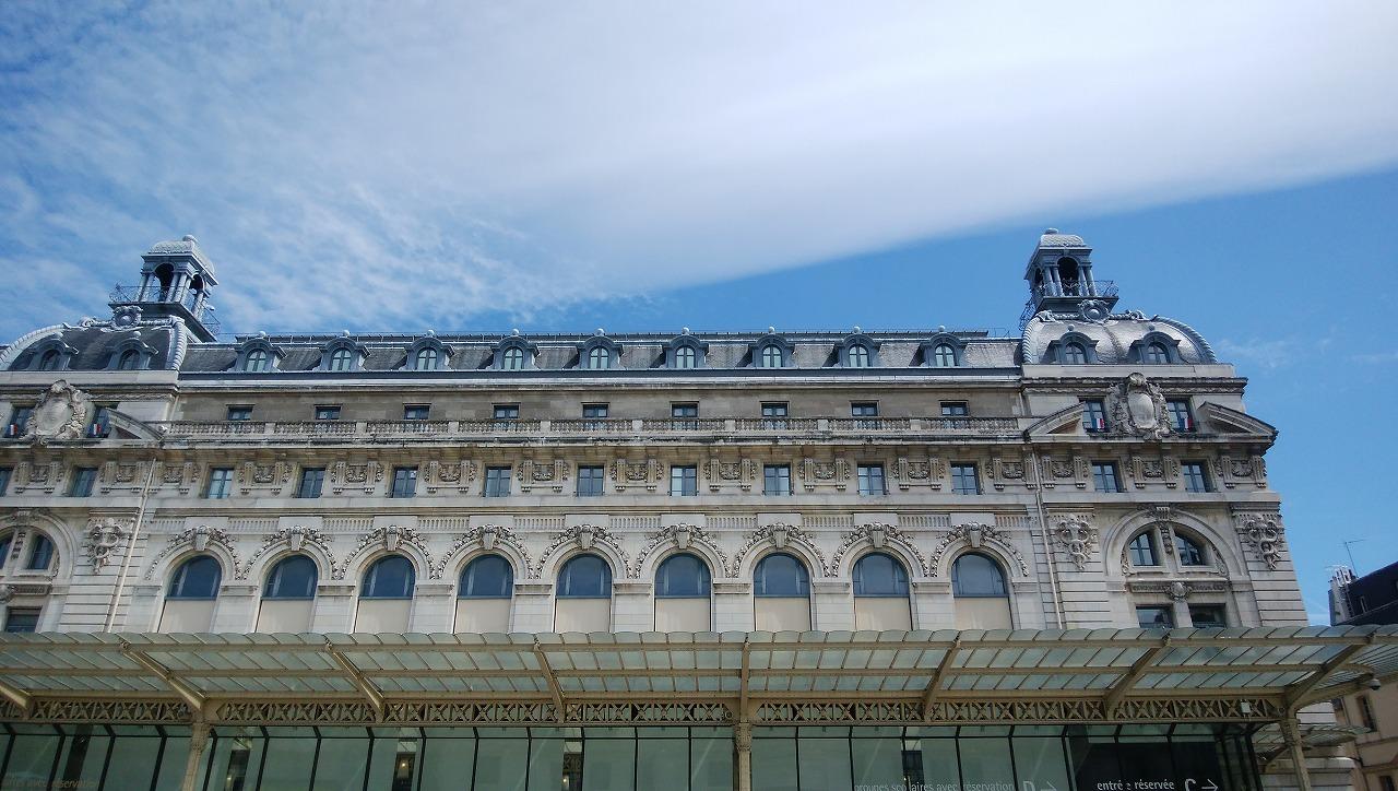 フランス旅*初めてのパリ-3日目②/オルセー美術館&装飾美術館