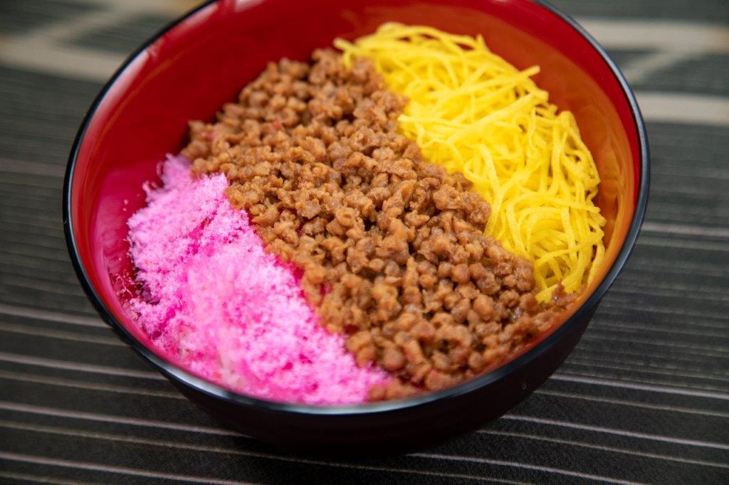 【レシピ】スプレミートの三色そぼろご飯 #大豆ミート のおいしいレシピ