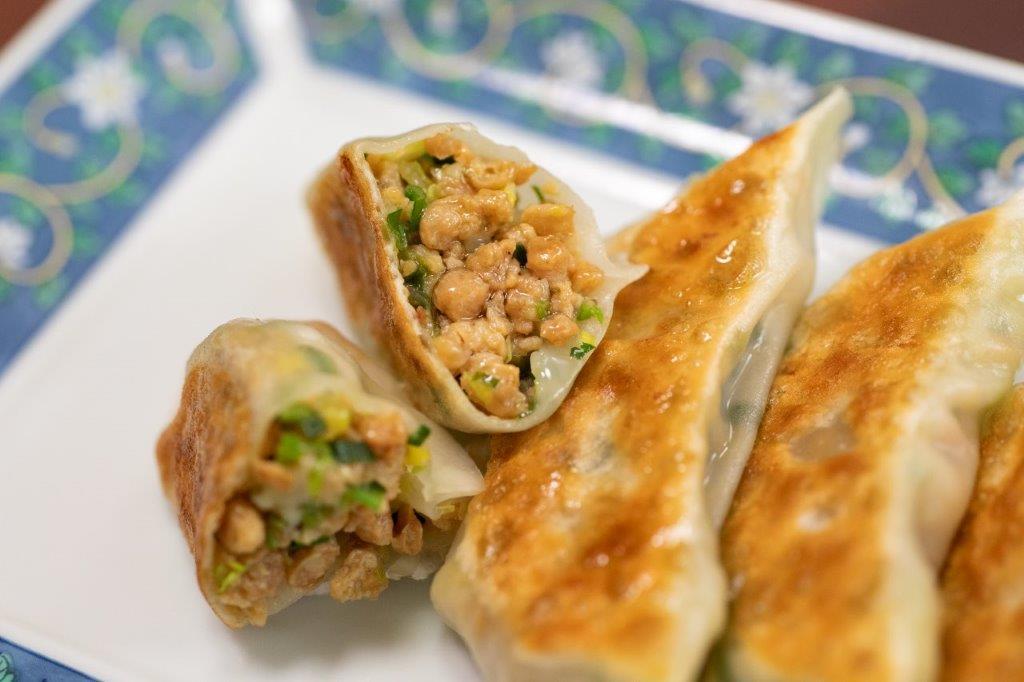 【レシピ】スプレミート焼き餃子 #大豆ミート #大豆ミートレシピ