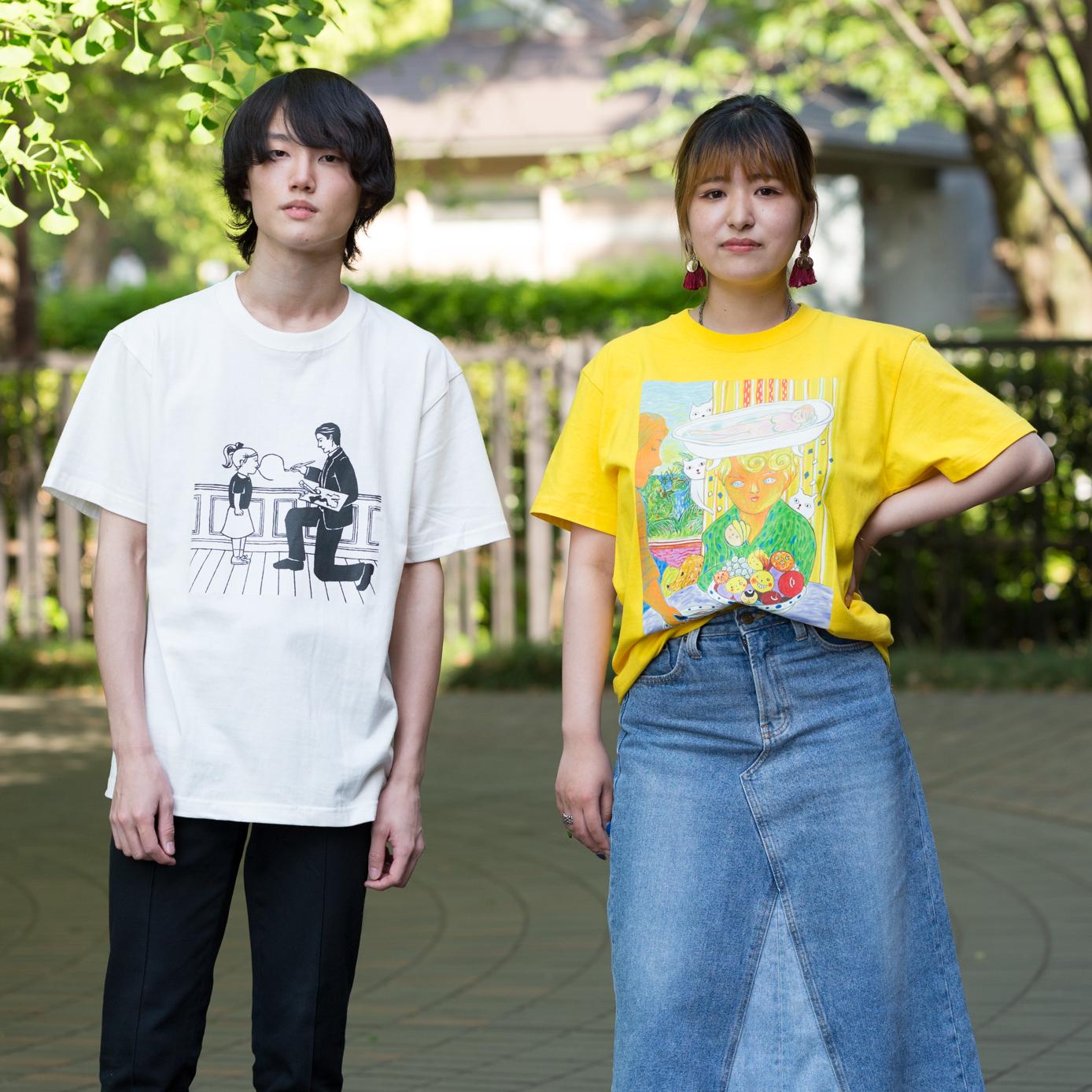 クリエイターズプロジェクト【ART 001-T-shirts】好評販売中