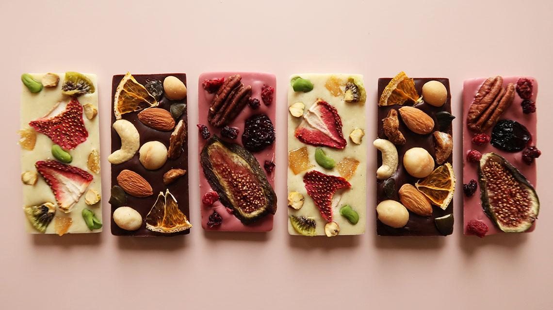 木能実のチョコバー バレンタイン限定新発売です!
