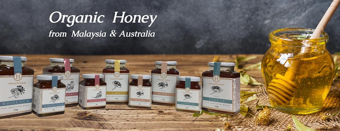 安心・安全なオーガニック蜂蜜を世界中から探して販売しています。