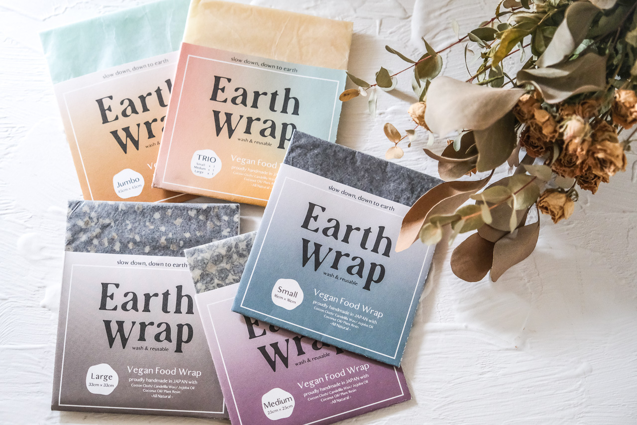 Earth Wrap 発売のお知らせ