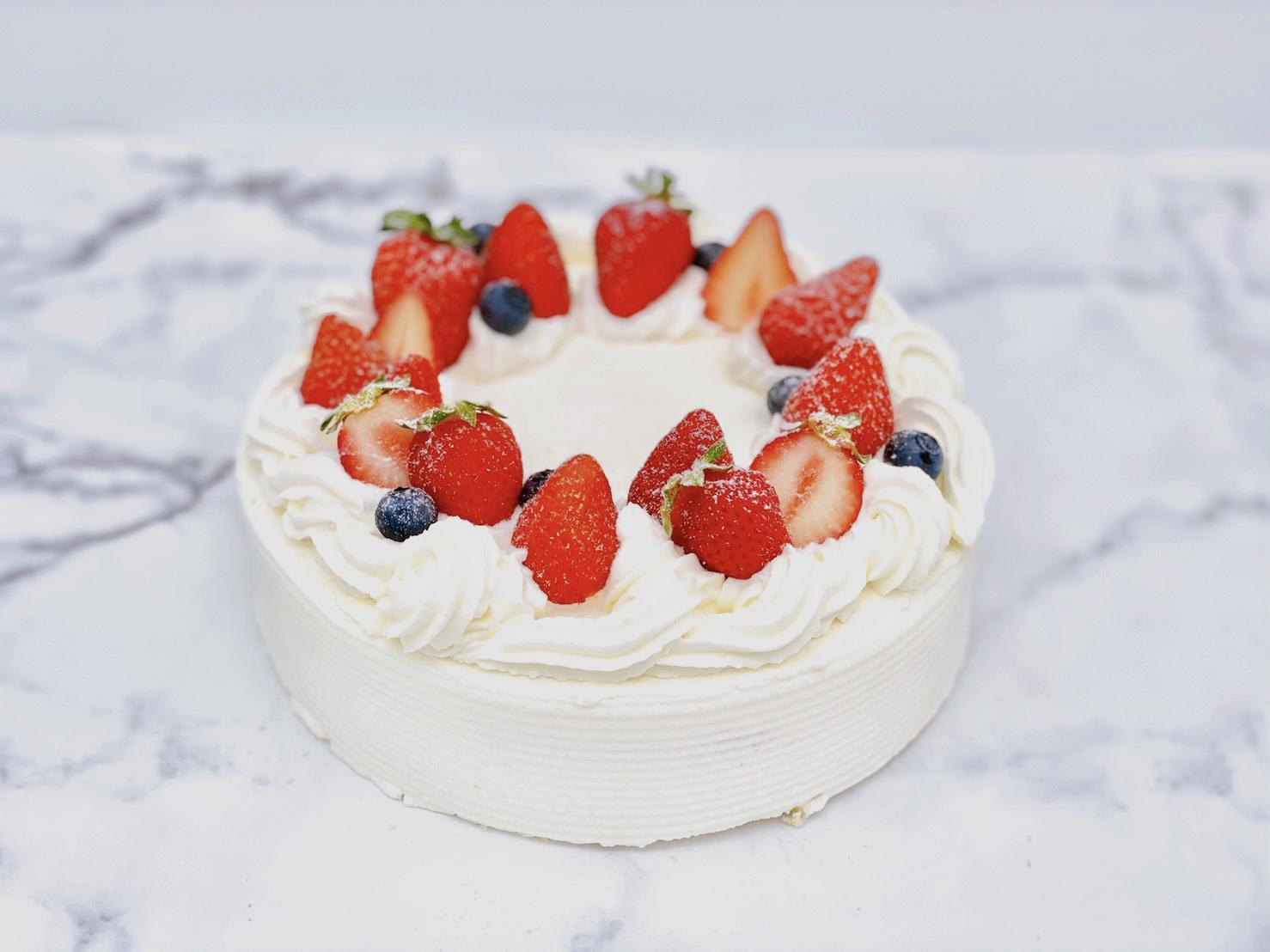 《ようがしブログ》デコレーションケーキ