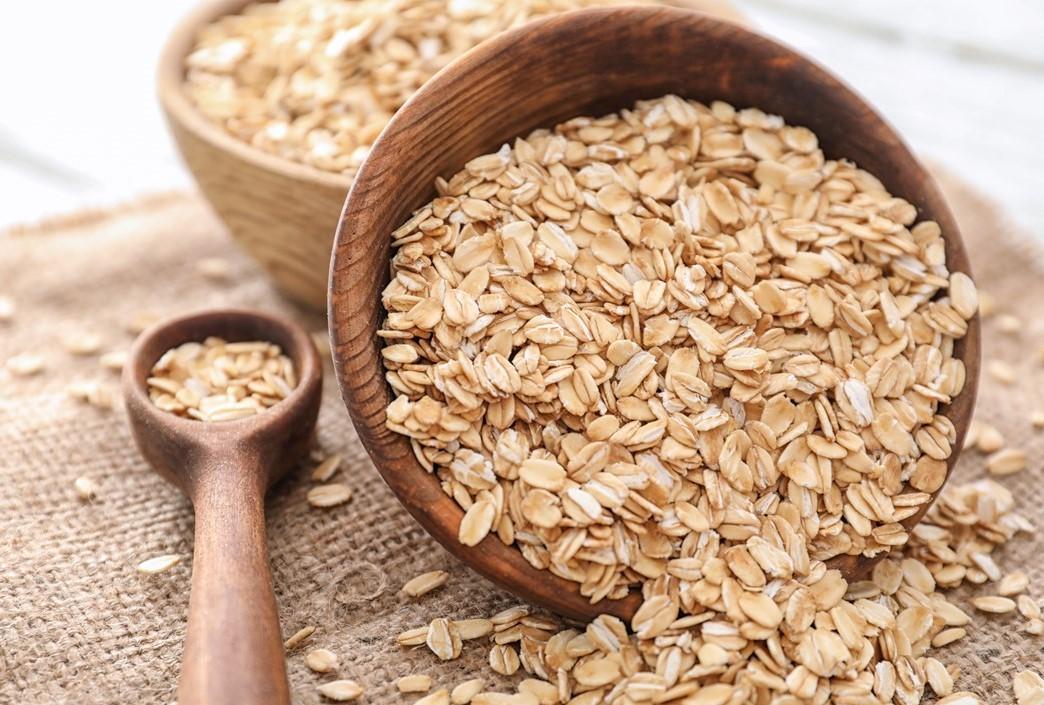 ダイエットの味方  ―手軽に活用できるオーツ麦―