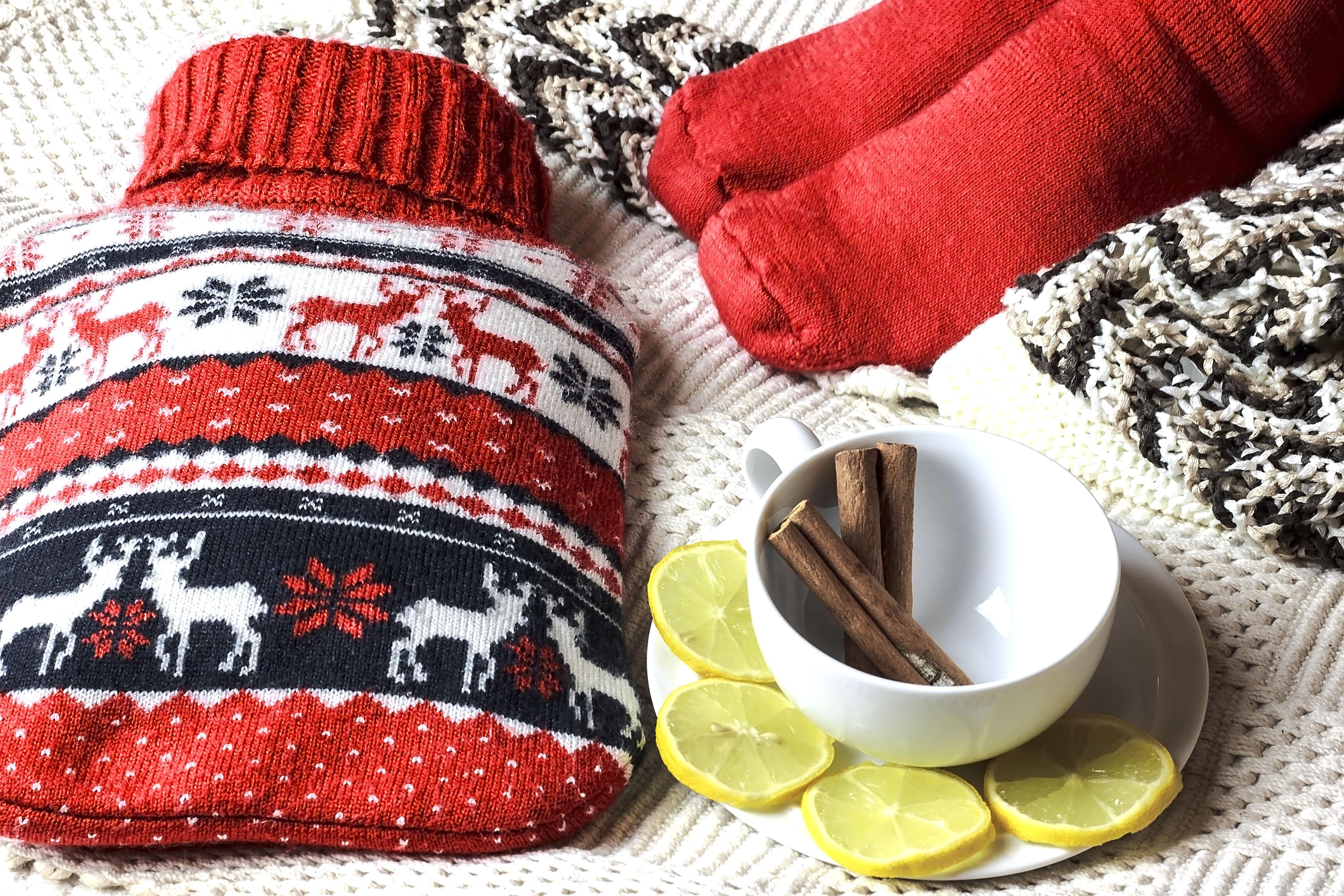 冬も本番!寒い冬でも心も体も健やかに過ごすために・・冷え・浮腫みから守ろう