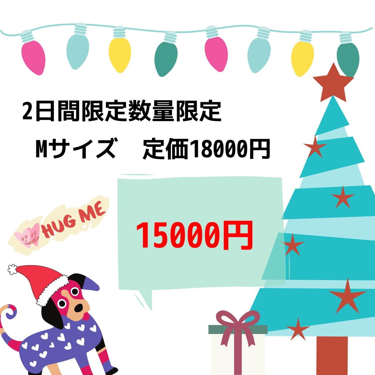 クリスマスギフト第一弾! 11/14 10:00から 11/15 23:59まで