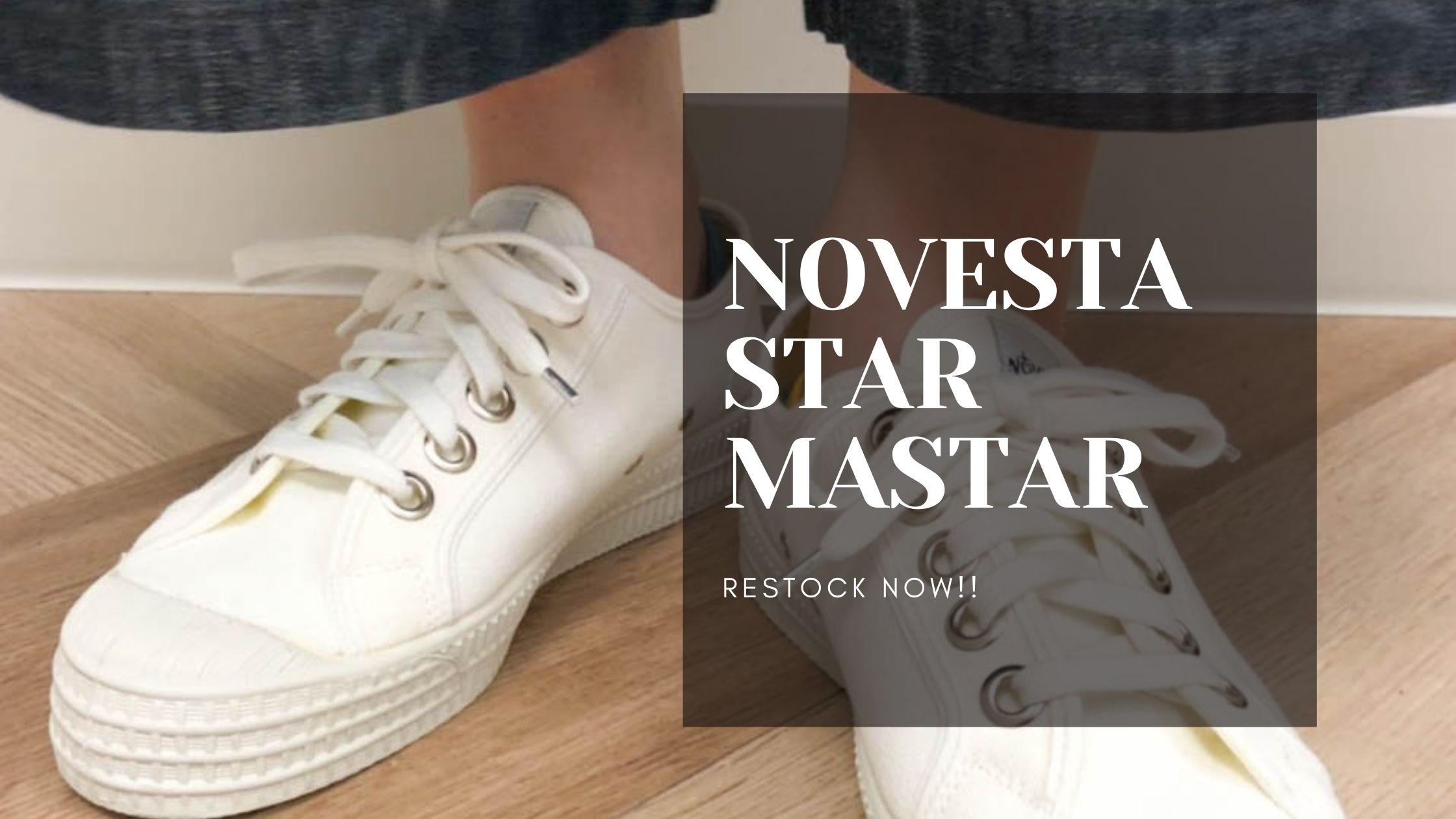 【再入荷】NOVESTA -STARMASTARのご紹介