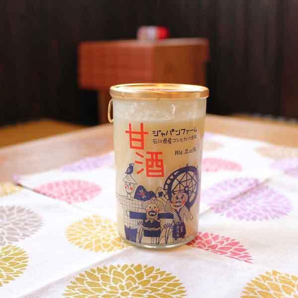 甘酒(ノンアルコール飲料)☆彡