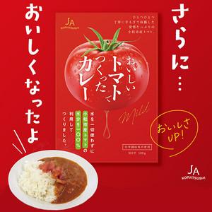 おいしいトマトでつくったカレー(マイルド)☆彡