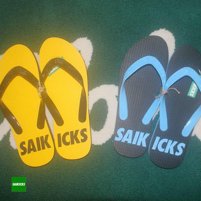 SAIKICKS LOGOG BEACH SANDAL