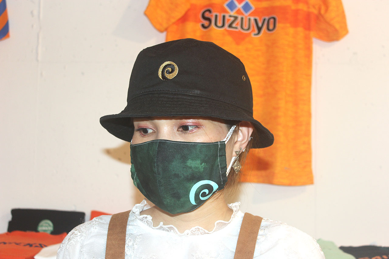 ハンドメイドマスク2