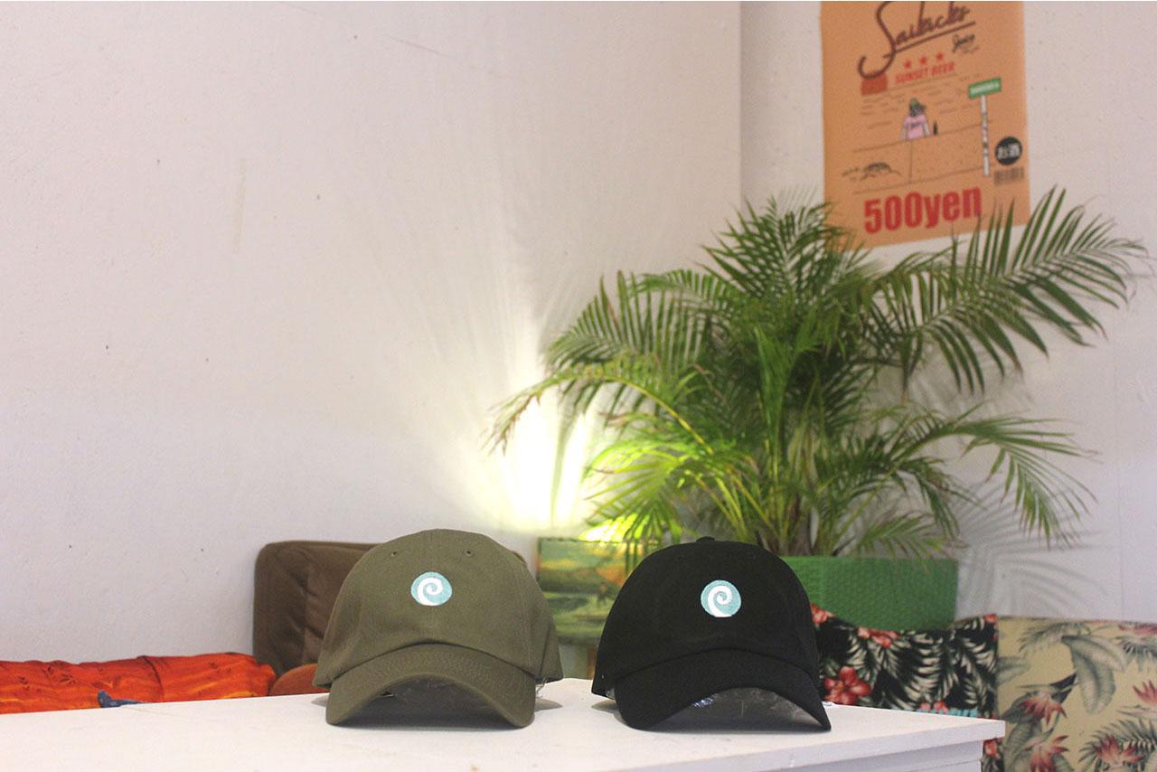 PORT OKINAWA COTTON CAP