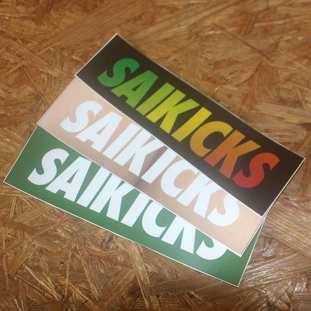 SAIKICKS STICKER