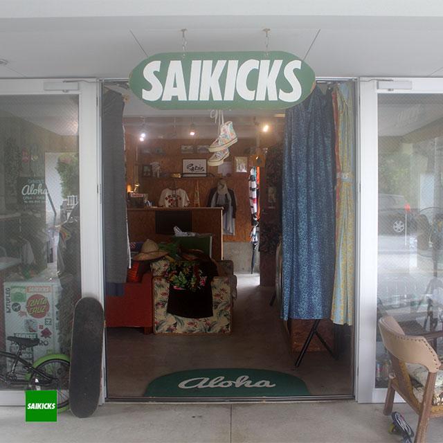 SAIKICKS AUGUST SACOCHE PRESENT