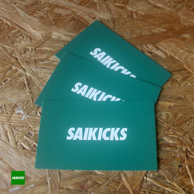 SAIKICKS SHOP CARD