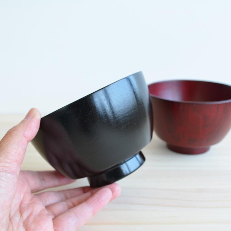 【店主のおすすめ】食洗機が使える、おしゃれなナノコート汁椀~和テイスト編~