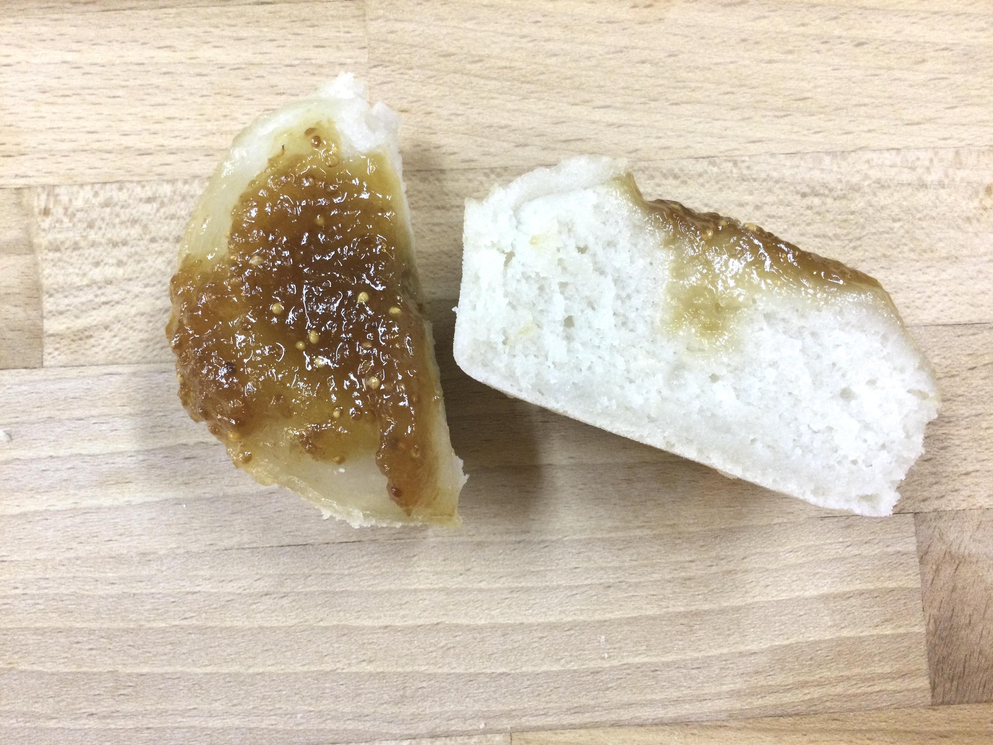 【商品情報】生もち米粉蒸しパンとアールグレイ、大変好評です☺️