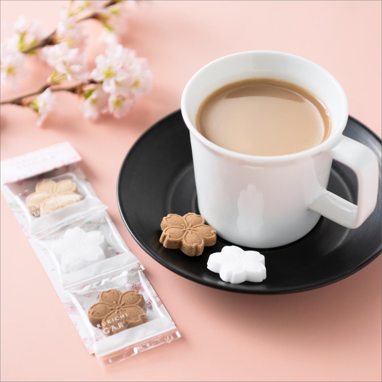 新商品「桜シュガー」