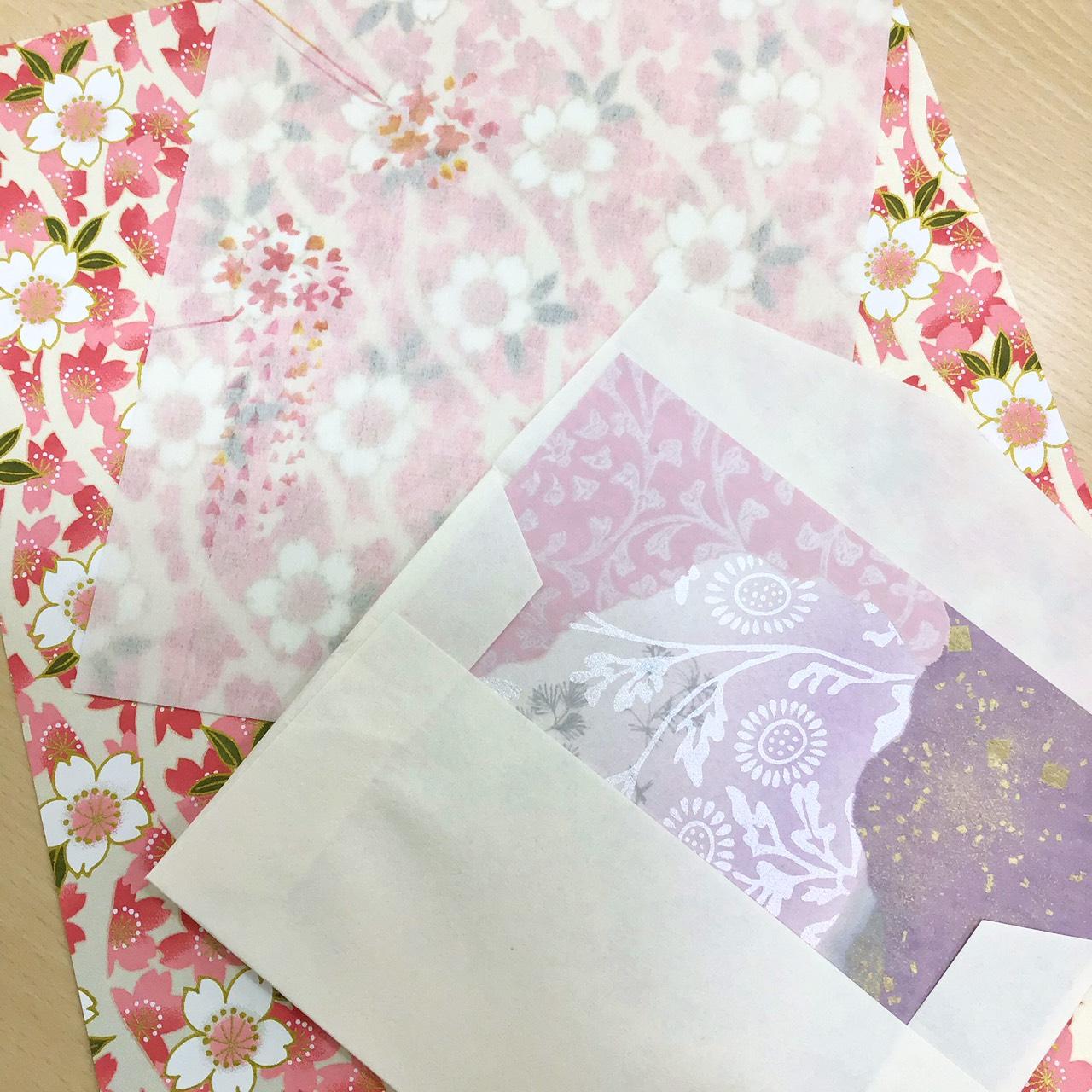 <20セット限定>「春爛漫*お手紙セット」発売開始!