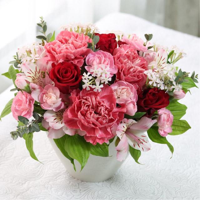 【2021 母の日】世界に1つのお花を贈る「ママフラワー」受付スタート!