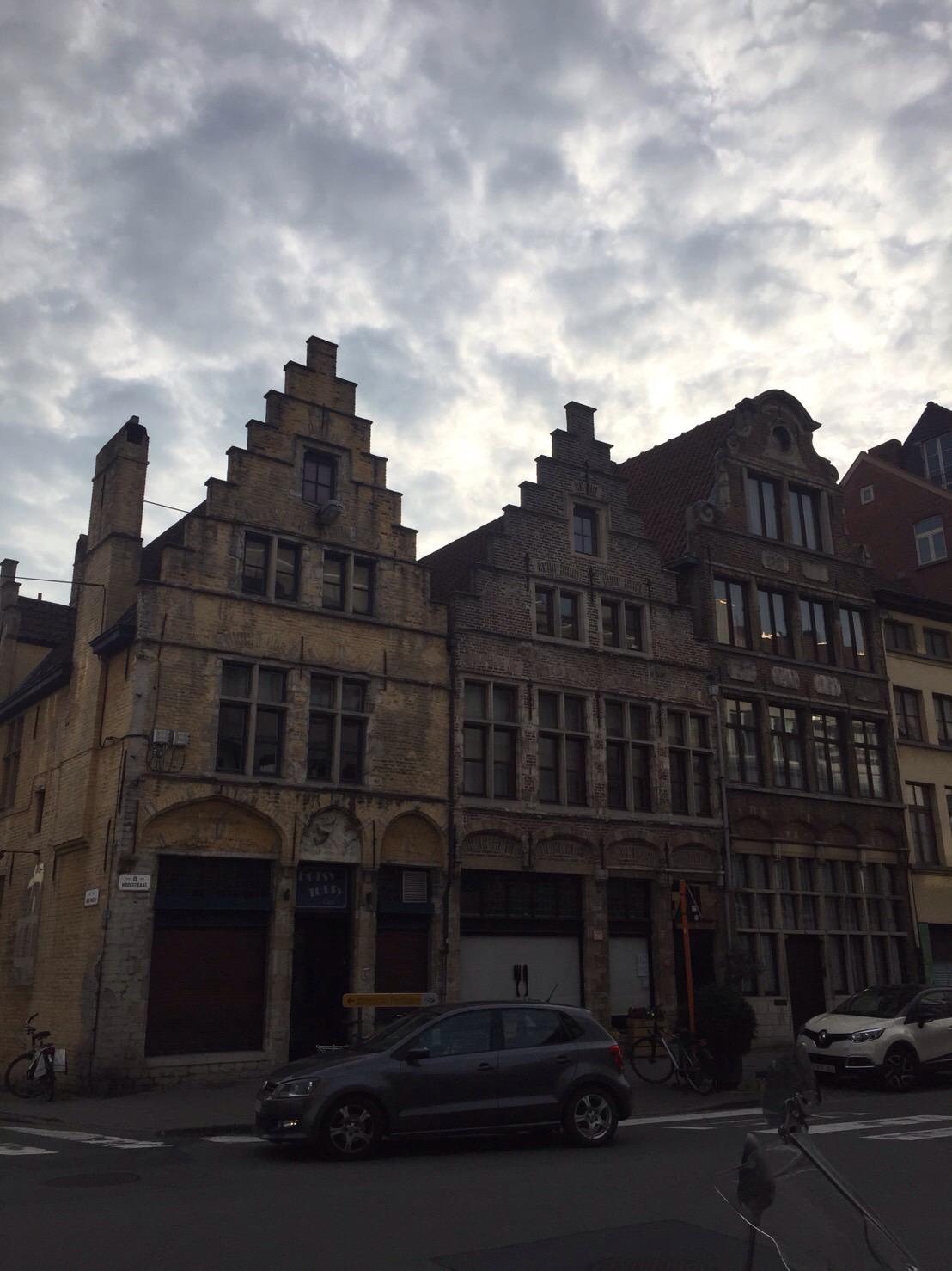 ベルギー Gentに行ってきました