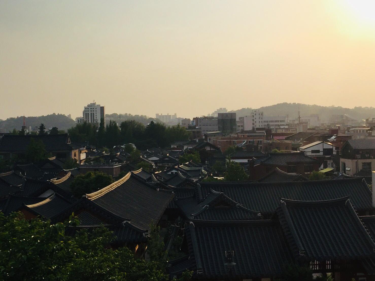 韓国、全州のカフェ文化 前半