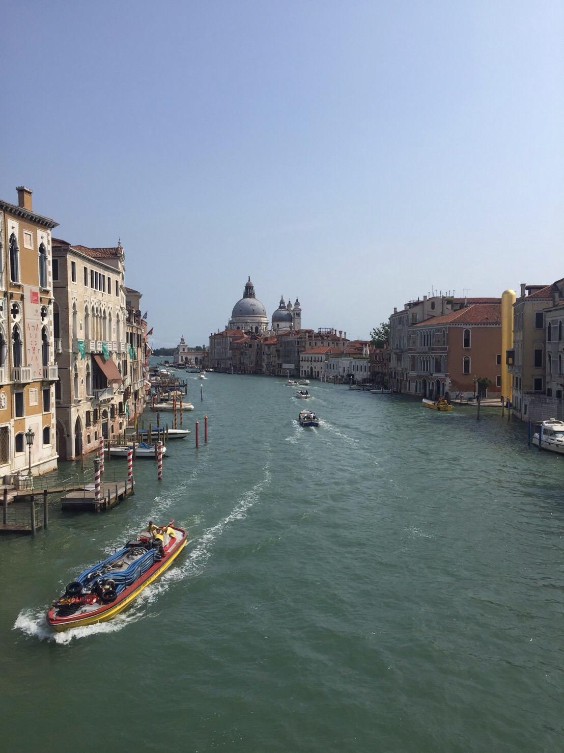 ヴェネチア旅行記