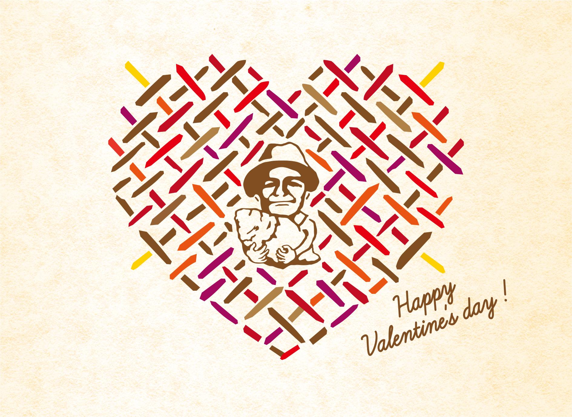 BATATASのバレンタイン