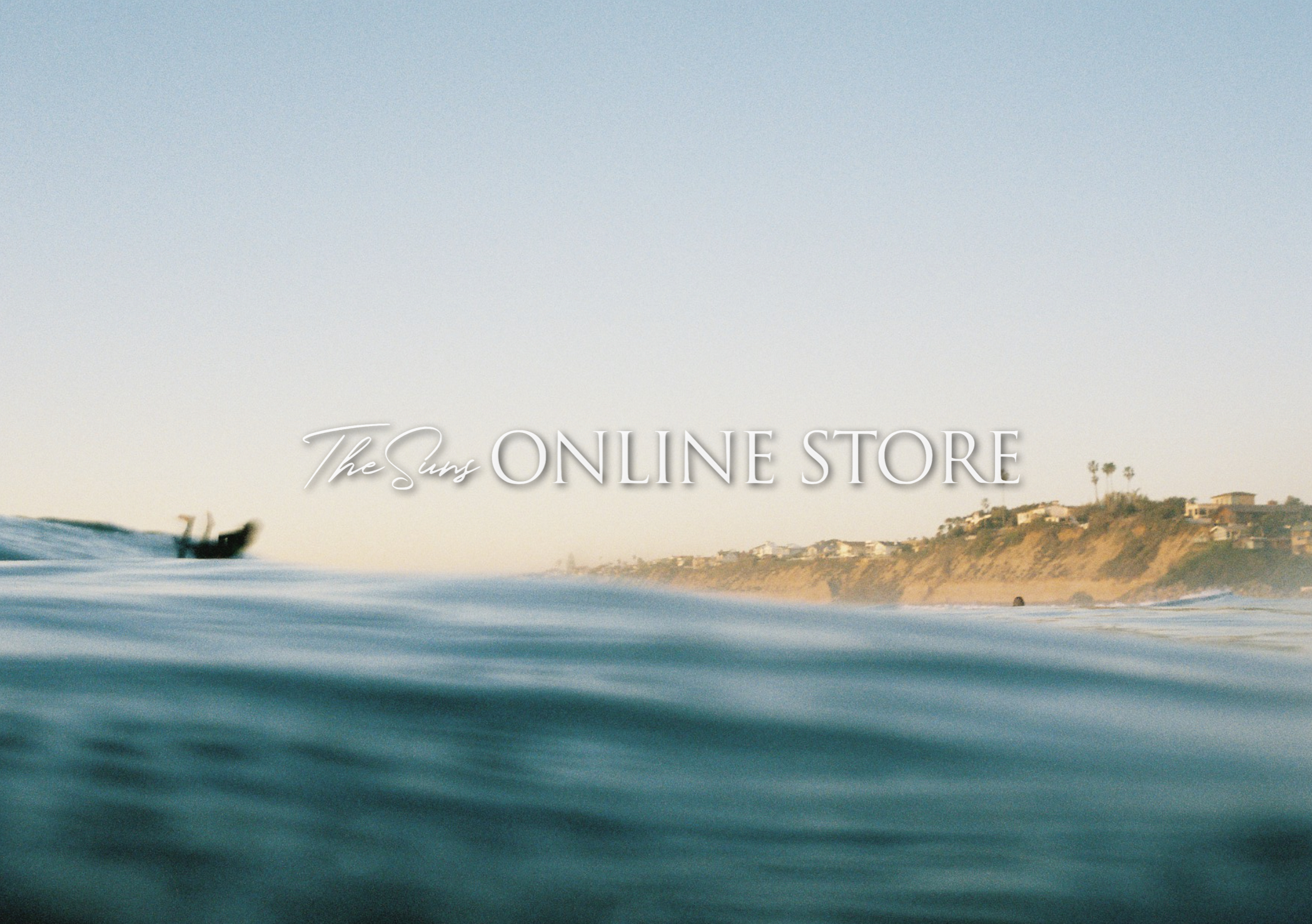 THE SUNS ONLINE STORE RENEWAL OPEN!!